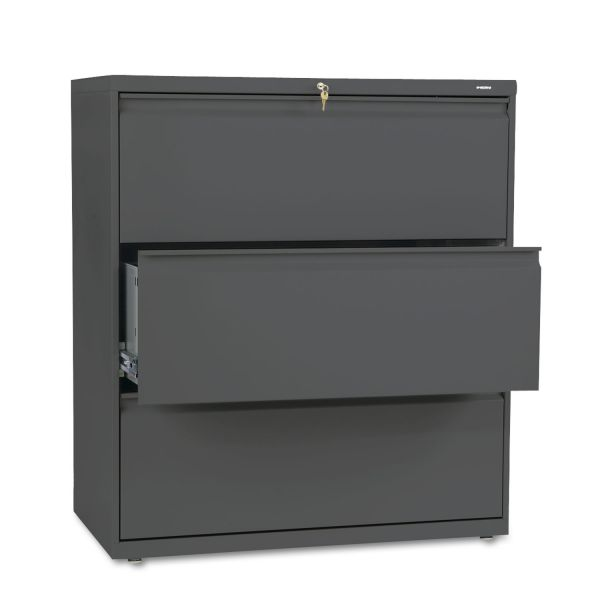 HON 800 Series 3 Drawer Lateral File Cabinet