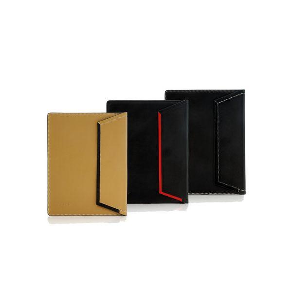 Teski Bolzano Ipad Leather Case