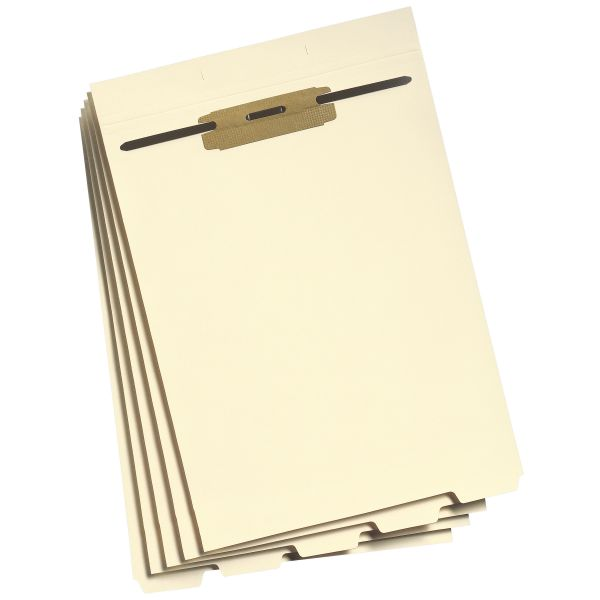 Smead Manila Folder Dividers with Fastener