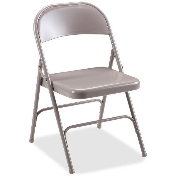 Lorell Steel Folding Chairs