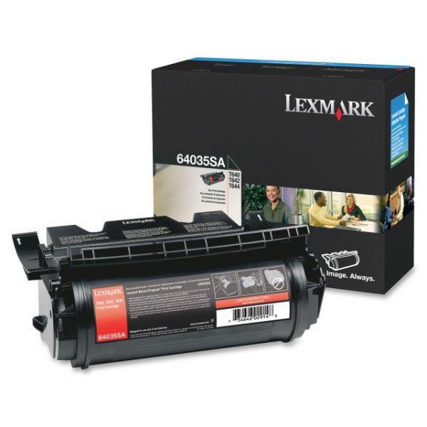 Lexmark Black Print Cartridge