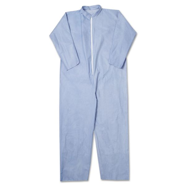 KleenGuard* A65 Flame Resistant Coveralls, 3XL, Blue