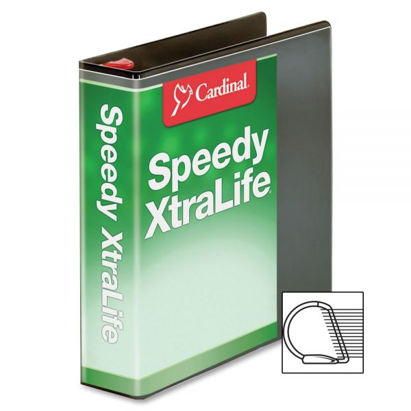 "Cardinal Speedy XtraLife 2"" 3-Ring Binder"