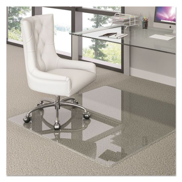 deflecto Premium Glass Chair Mat