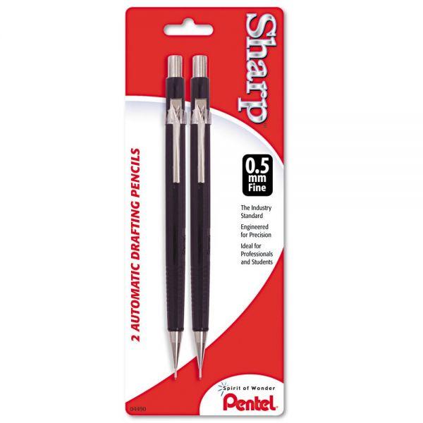 Pentel Sharp 0.5 Mechanical Pencils