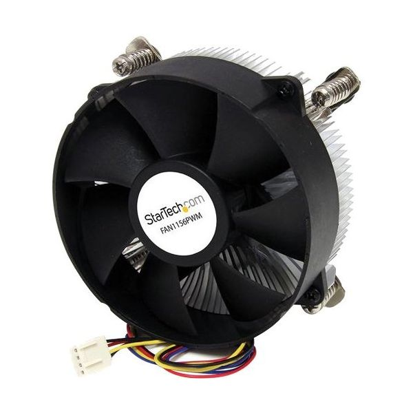 StarTech.com 95mm CPU Cooler Fan with Heatsink for Socket LGA1156/1155 with PWM