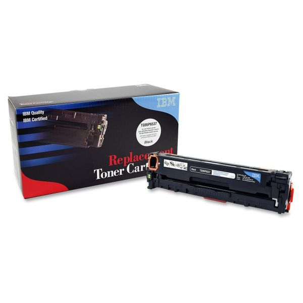 IBM Remanufactured HP 125A (CB540A) Toner Cartridge