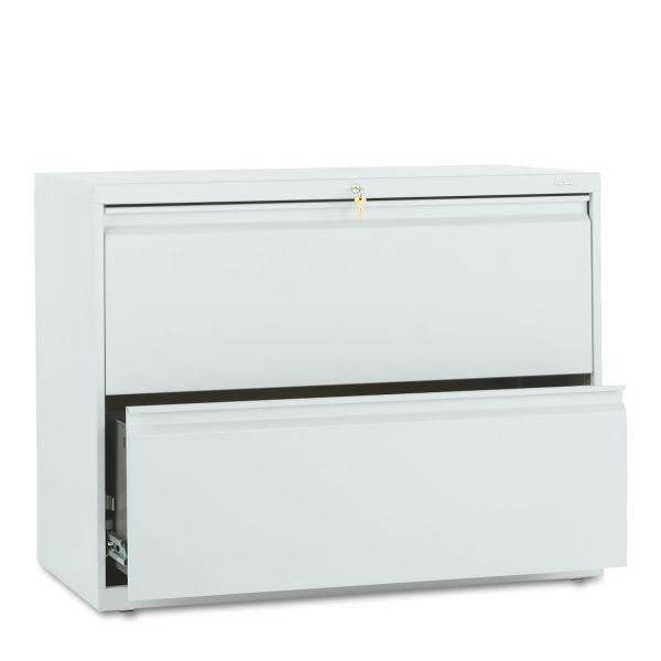 HON 800 Series 2 Drawer Lateral File Cabinet