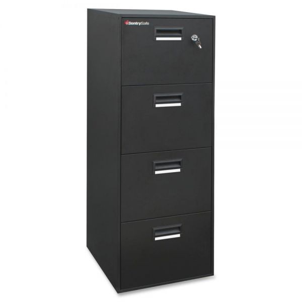 Fire-Safe Vertical File-4B2100 Cabinet