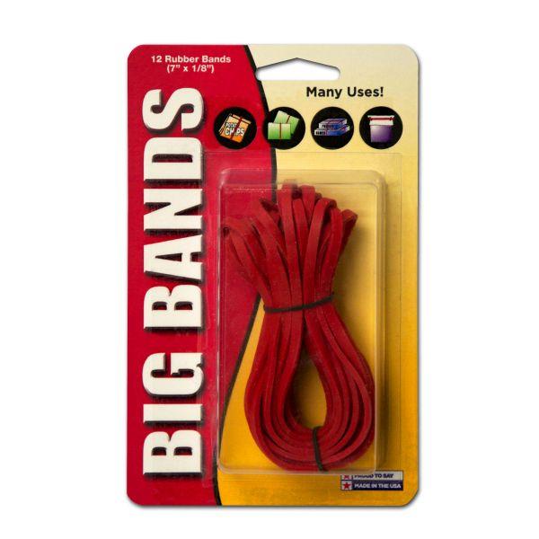 Big Bands #117B Rubber Bands