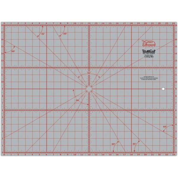 TrueCut Double-Sided Rotary Cutting Mat