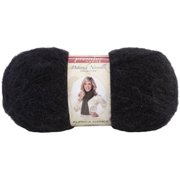 Deborah Norville Collection Alpaca Dance Yarn - Midnight