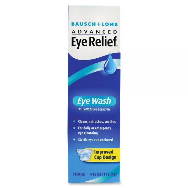 Bausch & Lomb Eye Wash