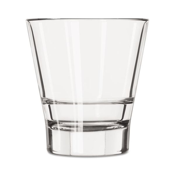 Libbey Endeavor 12 oz Double Old Fashioned Rocks Glasses