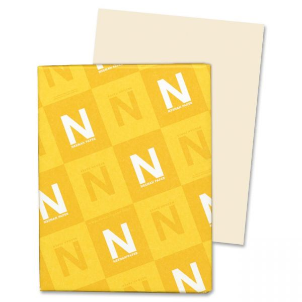 Neenah Paper Exact Index Ivory Colored Card Stock