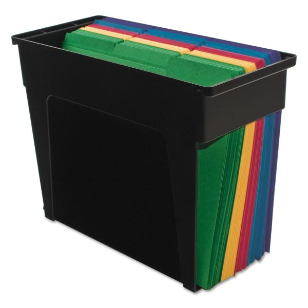 Advantus Portable Hanging File Box