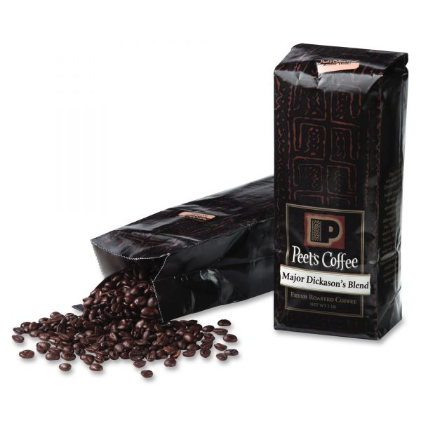 Peet's Ground Coffee (1 lb)