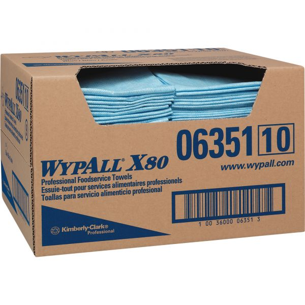 WypAll X80 Foodservice Paper Towels