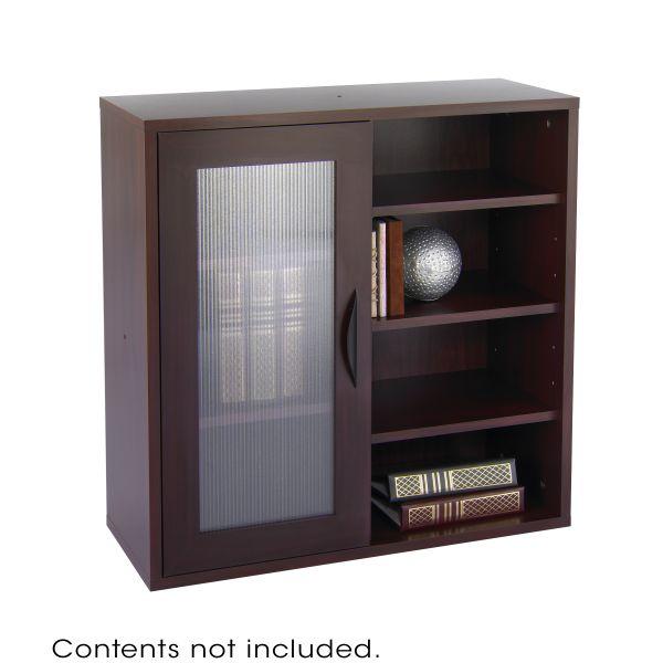 Safco Après Single-Door Cabinet w/Shelves