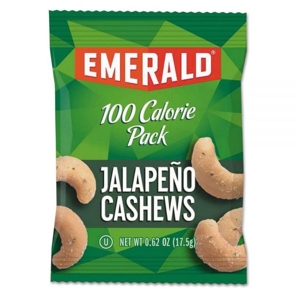 Emerald 100 Calorie Pack Jalapeno Cashews