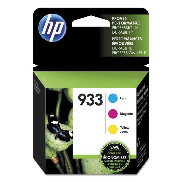 HP 933 (N9H56FN) Cyan, Magenta, Yellow Original Ink Cartridge