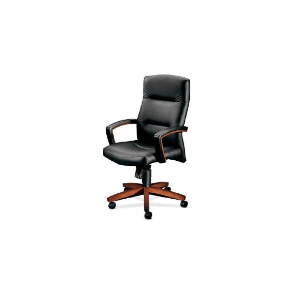 HON 5000 Series Park Avenue Executive High-Back Swivel/Tilt Chair