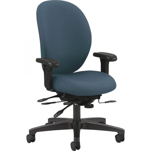 HON Unanimous High-Back Task Chair | Asynchronous-Tilt