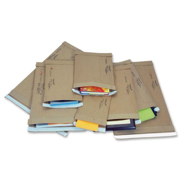 Sealed Air Jiffy Padded Mailer, #5, 10 1/2 x 16, Natural Kraft, 100/Carton