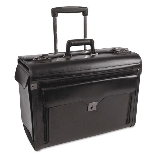 "Bond Street Carrying Case for 17"" Notebook - Black"
