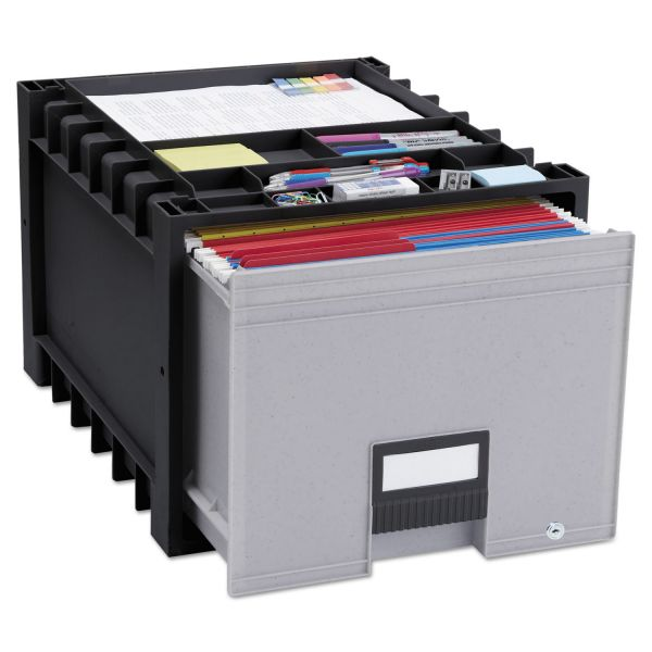 Storex Heavy Duty Archive Storage Drawers