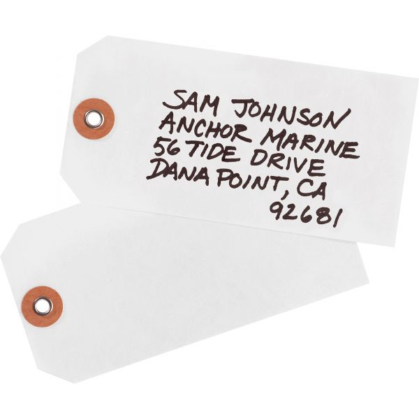 Avery #5 Shipping Tags