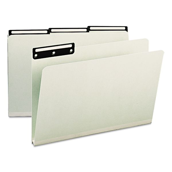 Smead Pressboard Metal Tab Folders