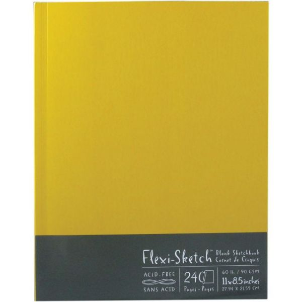 Flexi-Sketch Blank Acid Free Sketch Book