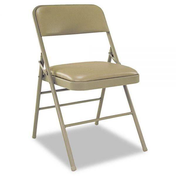 Bridgeport Deluxe Padded Folding Chairs