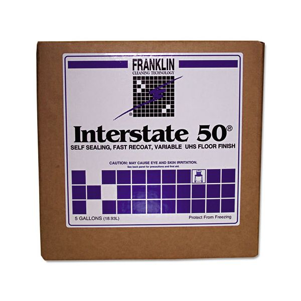 Franklin Cleaning Technology Interstate 50 Floor Finish