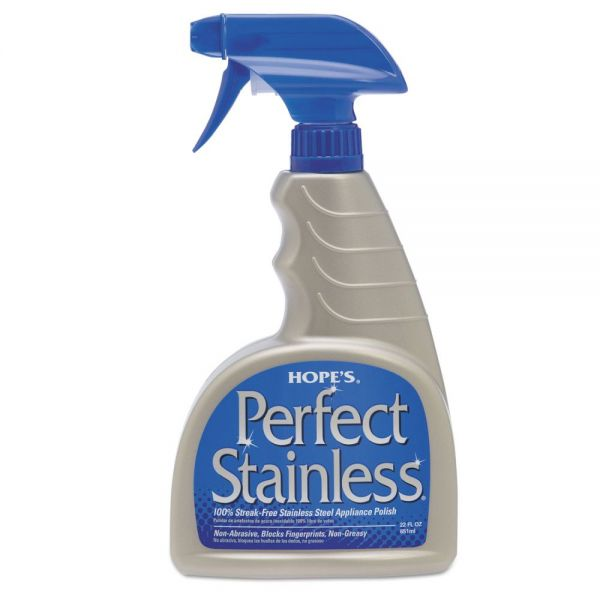 Hope's Perfect Stainless Steel Cleaner & Polish