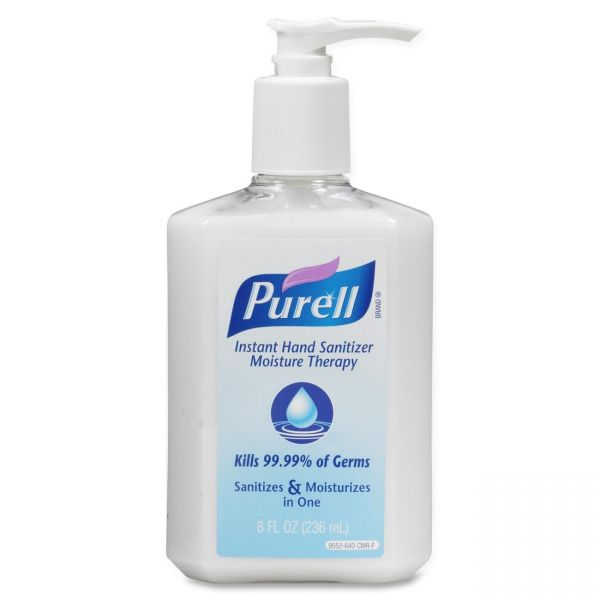 Purell Instant Hand Sanitizer Moisture Therapy