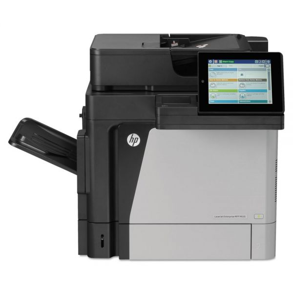 HP LaserJet Enterprise MFP M630h Multifunction Laser Printer, Copy/Print/Scan