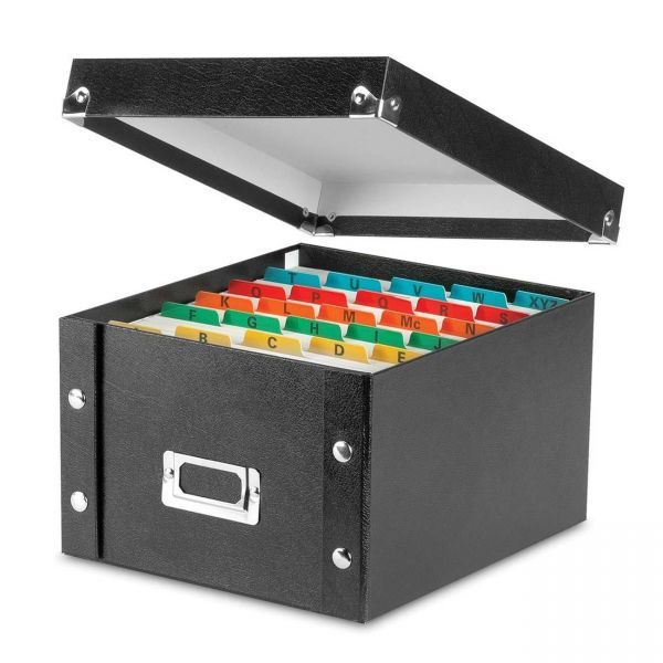 IdeaStream Idea Stream Snap-N-Store Index Card Box