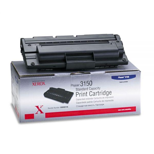 Xerox 109R00746 Black Toner Cartridge
