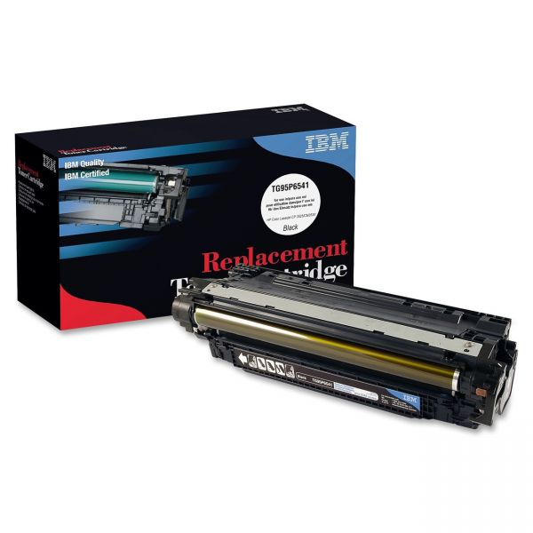 IBM Remanufactured HP CE250A Black Toner Cartridge