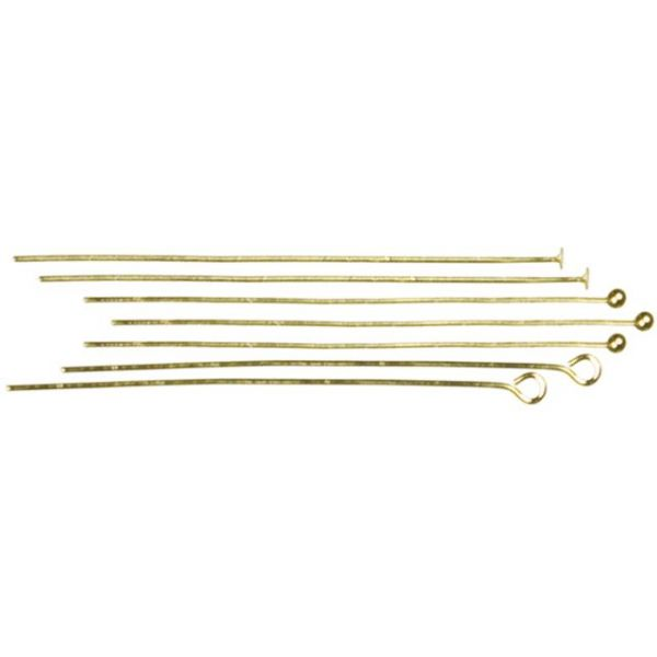 Jewelry Basics Metal Findings 135/Pkg