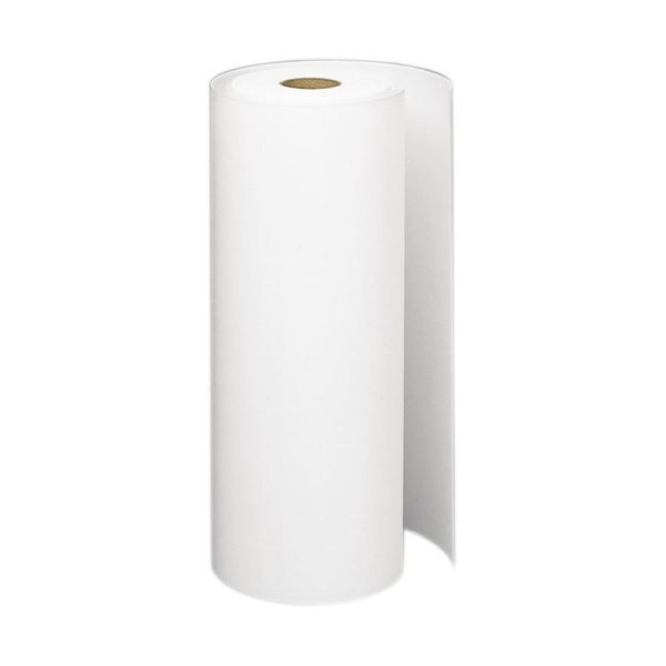 PM Company One-Part Teletype Paper Roll