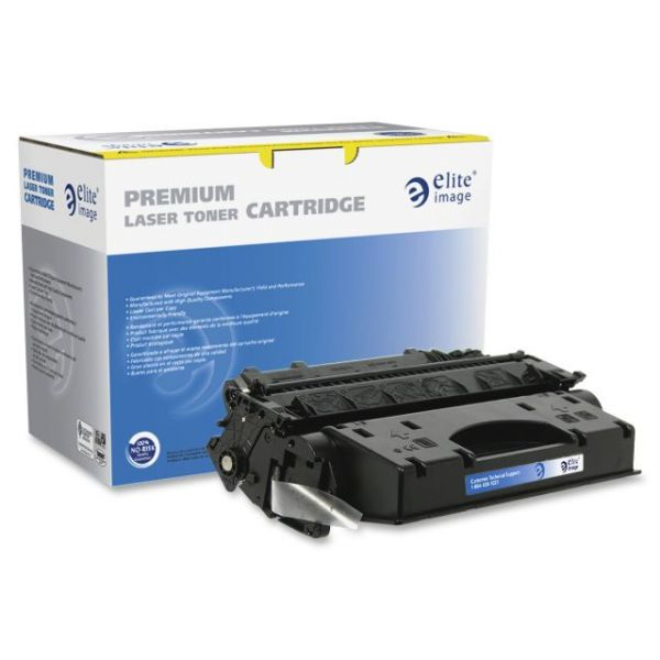 Elite Image Remanufactured HP 80X (CF280X) High Yield Toner Cartridge
