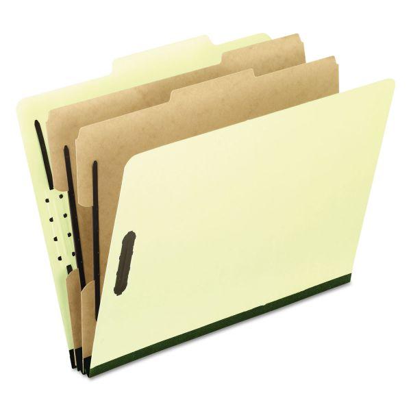 Oxford 2-Divider Pressboard Classification Folders
