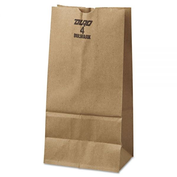 General #4 Extra Heavy-Duty Brown Paper Grocery Bags