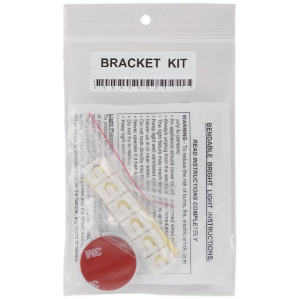 Bendable Bright Light Bracket Kit