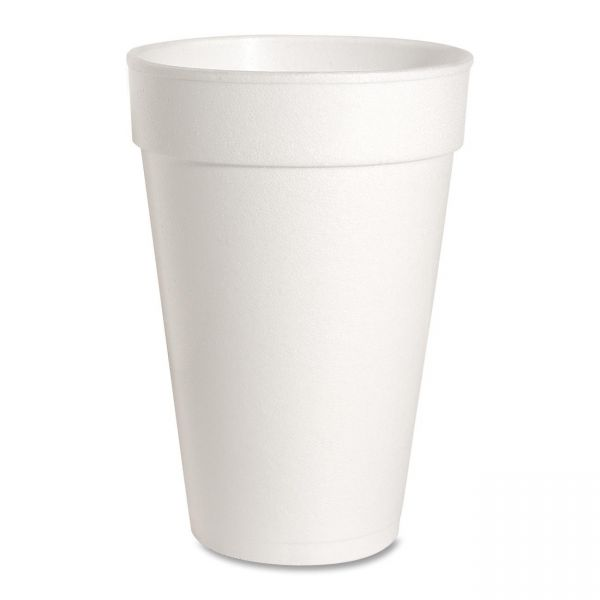 Genuine Joe 16 oz Foam Cups