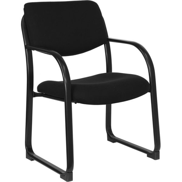 Flash Furniture Executive Side Chair with Sled Base