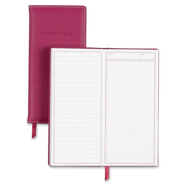 Blue Sky Brooke Magenta Fashion Notebook